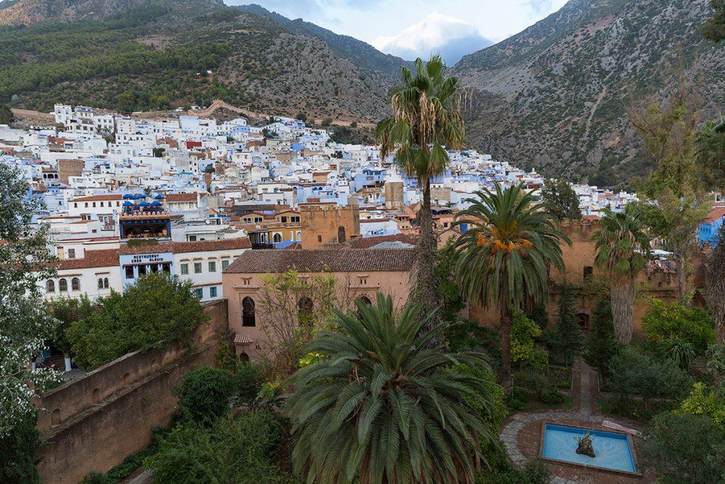 Szewszawan,Maroko,miasto,medyna