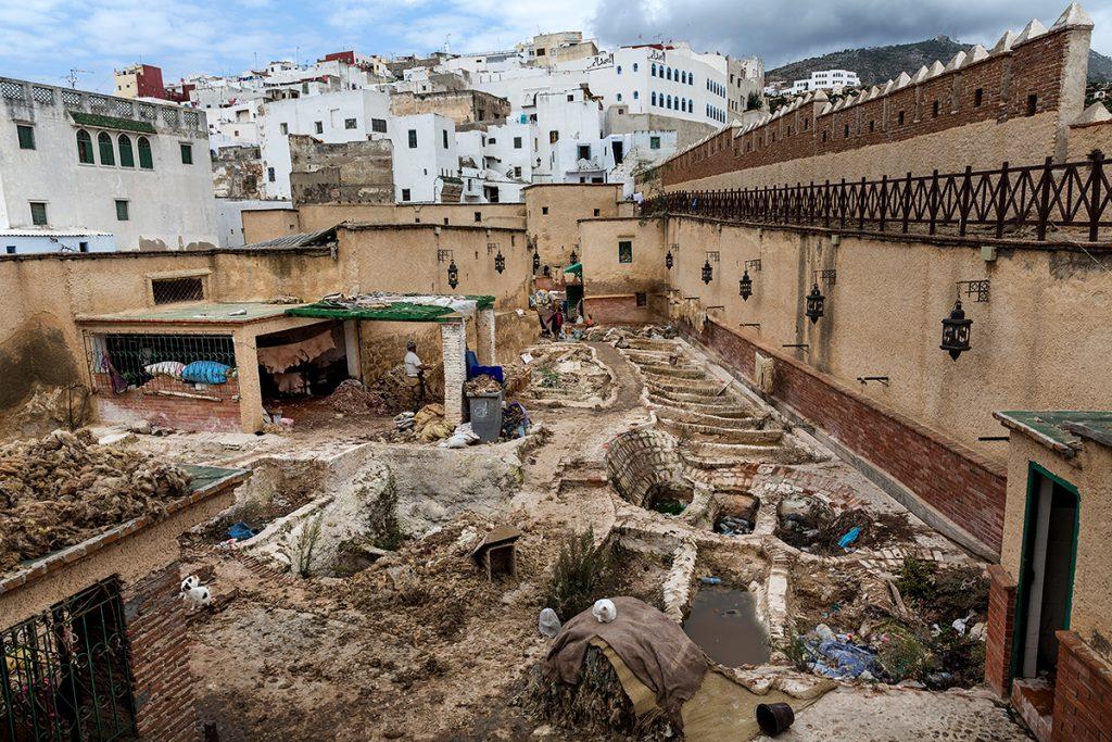 Garbarnia,Tetuan,Maroko