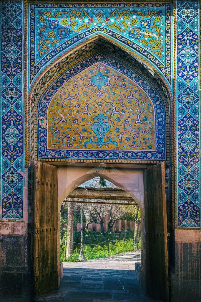 kompleks świątynny Sheikh Safi-ad-Din-e-Ardabili,Iran,Ardabil