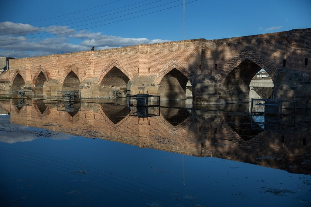 starozytny most,Ardabil