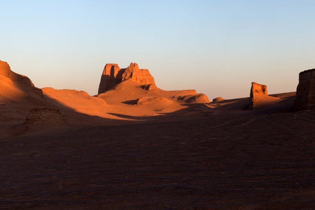 Kalut,pustynia,Iran