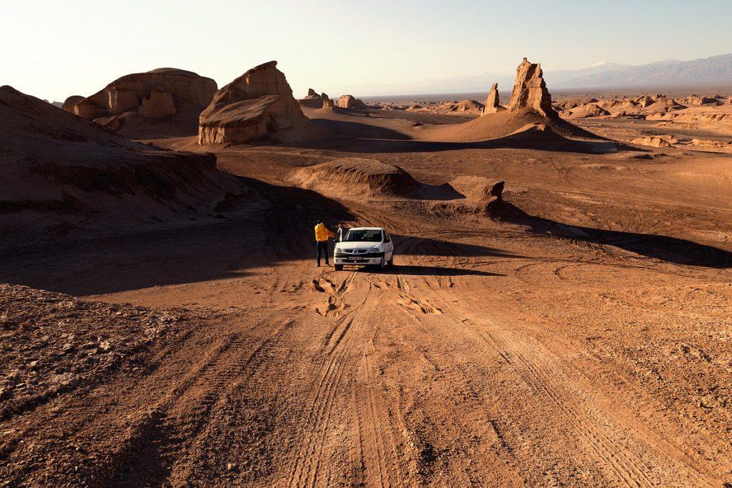 Kalut,Iran,pustynia