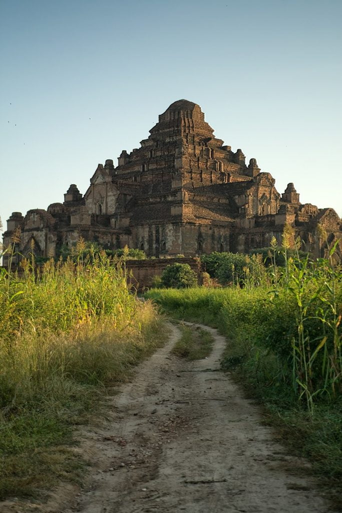 Dhammayangyi Temple,pagoda,Birma,Bagan