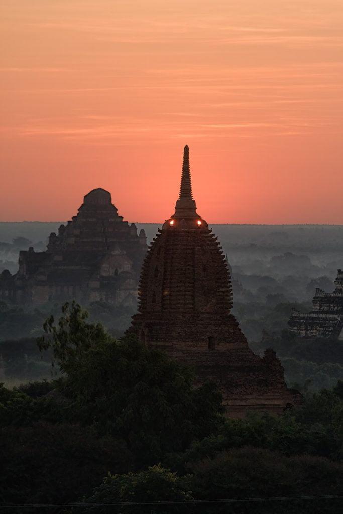 pagoda,birma,bagan