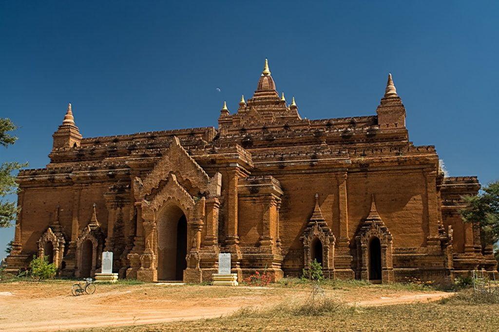 Pyathatgyi Temple ,pagoda,birma,bagan