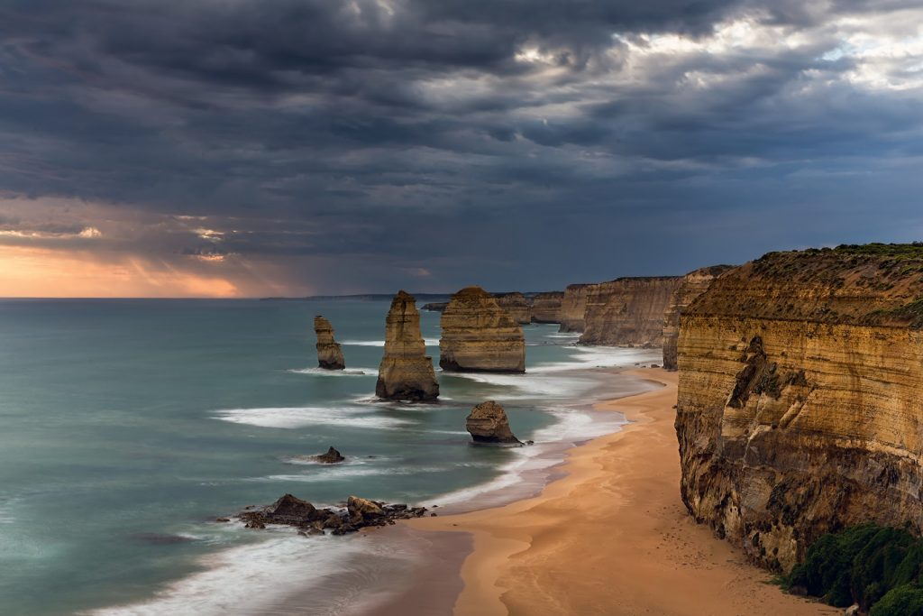 Twelve Apostels, Great Ocean Road, Australia