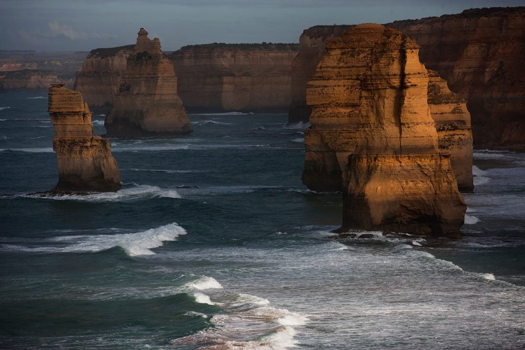 Twelve Apostles,Great Ocean Road,Australia