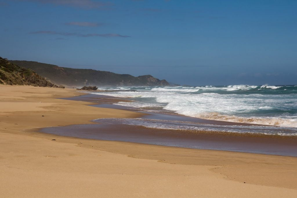 Great Ocean Road,Johanna Beach