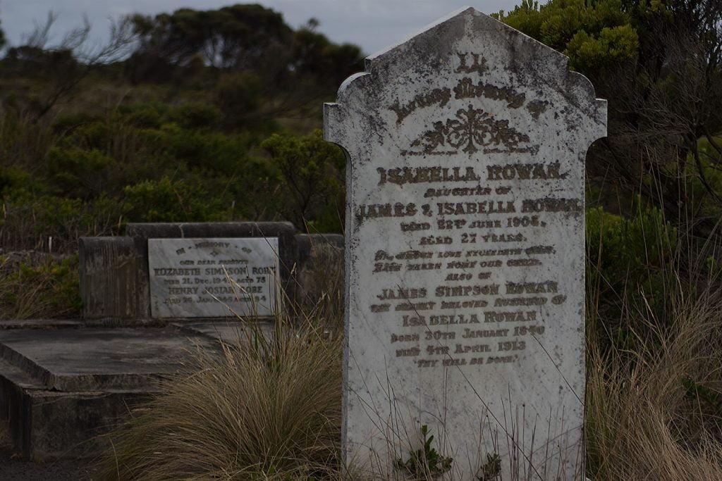Cmentarz rozbitków,Great Ocean Road